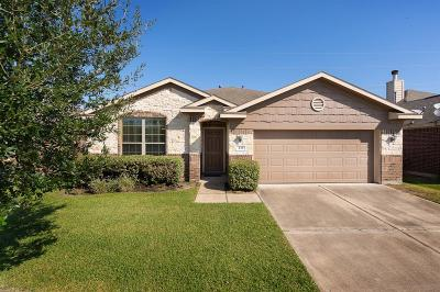Alvin Single Family Home For Sale: 435 De Coster Boulevard