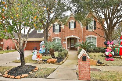 Single Family Home For Sale: 12527 Country Arbor