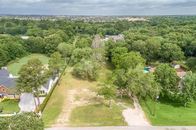 Katy Residential Lots & Land For Sale: 25826 Hunter Lane