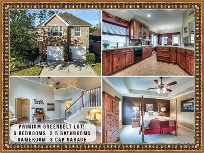 Humble Single Family Home For Sale: 7415 Fall Springs Lane