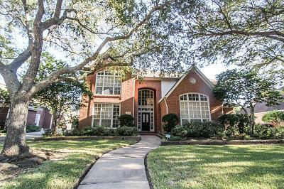 Sugar Land Single Family Home For Sale: 3926 Lyndhurst Place
