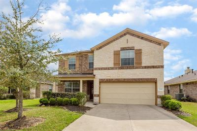 Pearland Single Family Home For Sale: 13114 Trail Manor Drive
