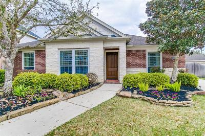 Cinco Ranch Single Family Home For Sale: 5135 Trevors Trace Lane