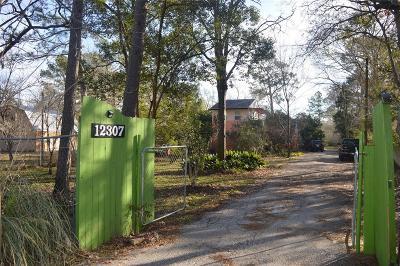 Dickenson, Dickinson Single Family Home For Sale: 12307 Pine Oak Drive
