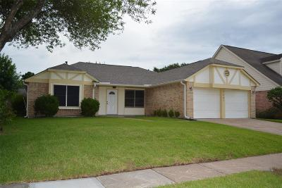 Atascocita Single Family Home For Sale: 7307 Logging Trail Drive
