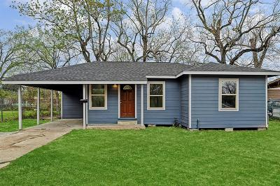 Single Family Home For Sale: 157 E Witcher Lane