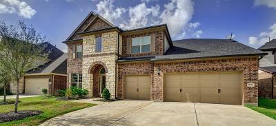 Katy Single Family Home For Sale: 26814 Lindenwood Creek Lane
