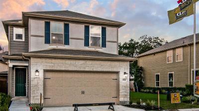 Houston Single Family Home For Sale: 8908 Hollister Commons Lane