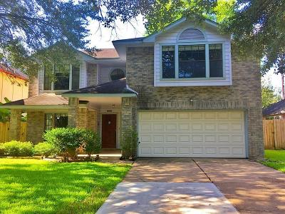 Sugar Land Single Family Home For Sale: 3506 Pecan Point Drive