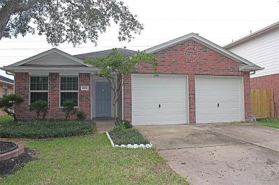 Katy TX Single Family Home For Sale: $199,999