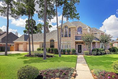 Cypress Single Family Home For Sale: 13607 Pegasus Road