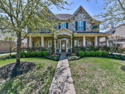 Katy Single Family Home For Sale: 1610 Lake Grayson Drive
