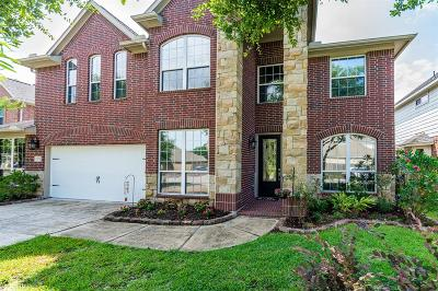 Kingwood Single Family Home For Sale: 5906 Rustling River Drive