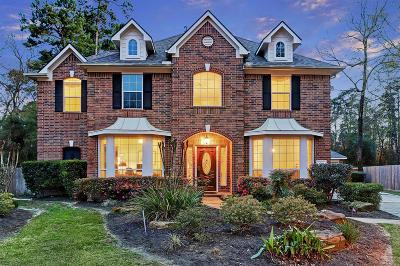 The Woodlands Single Family Home For Sale: 7 Filigree Pines Place