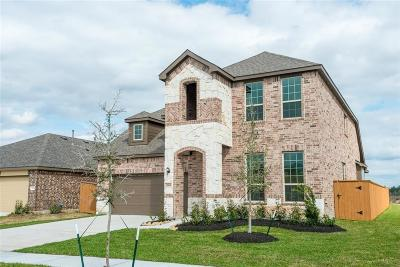 Humble Single Family Home For Sale: 15430 Paxton Woods