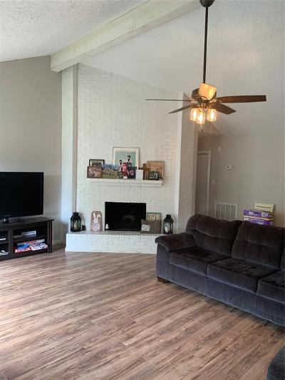 Houston Single Family Home For Sale: 16023 Glen Mar Drive