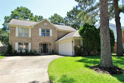 Single Family Home For Sale: 7814 Leaf Point Court