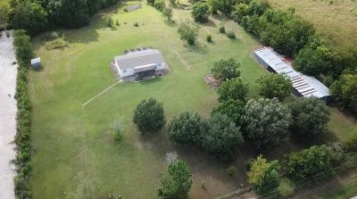 Katy Farm & Ranch For Sale: 6411 Katy Hockley Cut Off Road