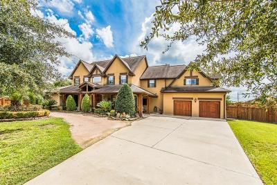 Katy Single Family Home For Sale: 26603 Meadow Lane
