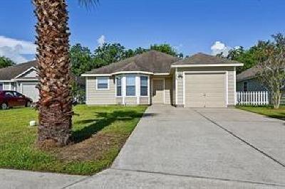 Dickinson, Friendswood Rental For Rent: 5070 Hauna Lane