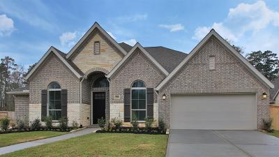 New Caney Single Family Home For Sale: 19256 Yellow Chestnut Lane