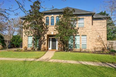 Missouri City Single Family Home For Sale: 9311 S Fitzgerald Way