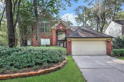 The Woodlands Single Family Home For Sale: 3 Indian Summer Place