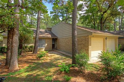 The Woodlands Single Family Home For Sale: 167 W Woodstock Circle Drive