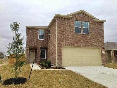 Houston Single Family Home For Sale: 2127 Cherryville Drive