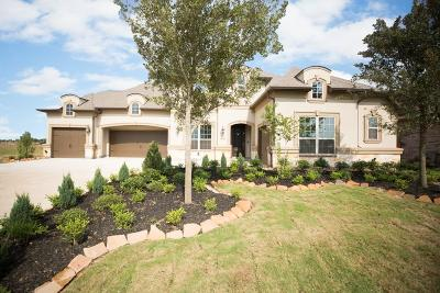 Richmond Single Family Home For Sale: 11714 Kirkshaw Drive