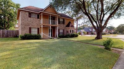 Missouri City Single Family Home For Sale: 2219 Bright Meadows Drive