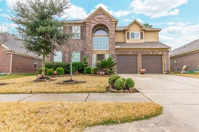 Single Family Home For Sale: 17315 Cricket Mill Drive