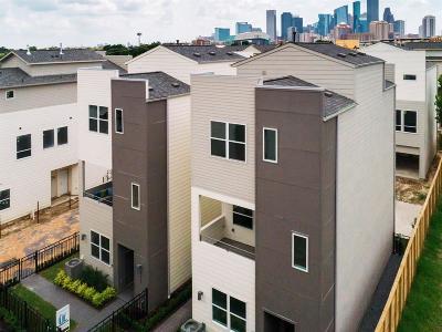 Houston Single Family Home For Sale: 2718 Eado Park Circle