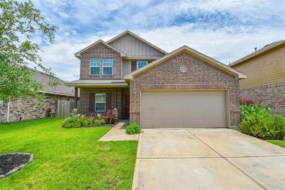 Alvin Single Family Home For Sale: 1818 Winding Trail Lane