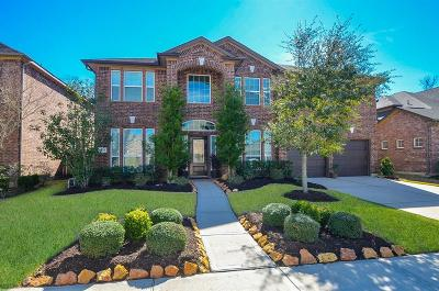 Missouri City Single Family Home For Sale: 6834 Bears Path Lane