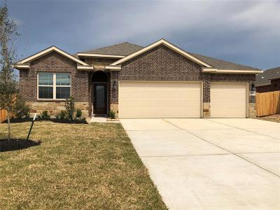 Grimes County Single Family Home Pending: 7708 Bogie Lane
