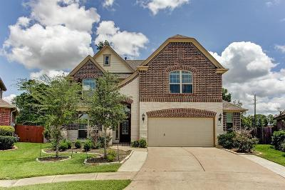 Spring, The Wodlands, Tomball, Cypress Rental For Rent: 24015 Richglen Court