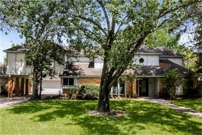 Houston Single Family Home For Sale: 11906 Oakcroft Drive