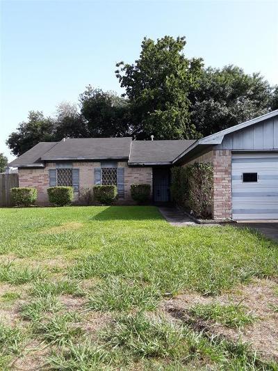 Houston Single Family Home For Sale: 7427 Neal Ridge Drive