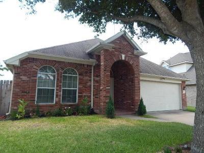 Houston Single Family Home For Sale: 5311 Champions Way Lane