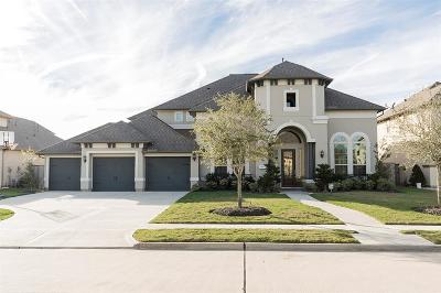 Katy Single Family Home For Sale: 2610 Kielder Shadow Court