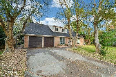 Houston Single Family Home For Sale: 8706 Jason Street