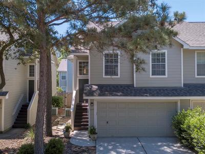 The Woodlands Condo/Townhouse For Sale: 207 S Walden Elms Circle