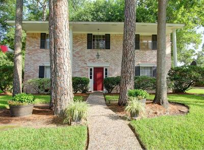 Houston Single Family Home For Sale: 5938 Foresthaven Drive