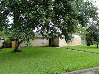 Dickinson, Friendswood Rental For Rent: 5317 Lazymist Court