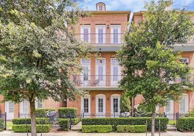 Houston Single Family Home For Sale: 1807 Ashland Street