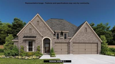 Fulshear Single Family Home For Sale: 30707 Zerene Trace