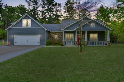 Magnolia Single Family Home For Sale: 377 Ridgewood Drive