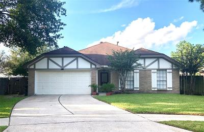 Cypress Single Family Home For Sale: 18438 Auburn Woods Drive
