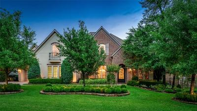 Conroe, Spring, The Woodlands Single Family Home For Sale: 75 S Player Crest Circle
